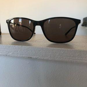 New Giorgio Armani sunglasses Havana (uni-sex)